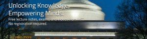 MIT free online courses