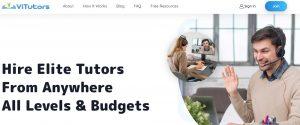 Tutoring website